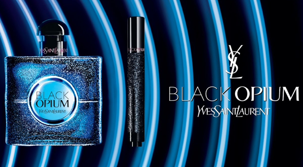 Black Opium d'Yves Saint-Laurent