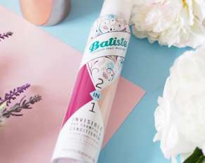 Shampoing sex Wildflower de Batiste
