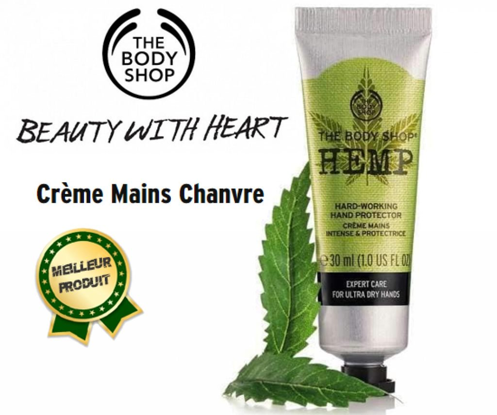 Hemp hydratation de The Body Shop
