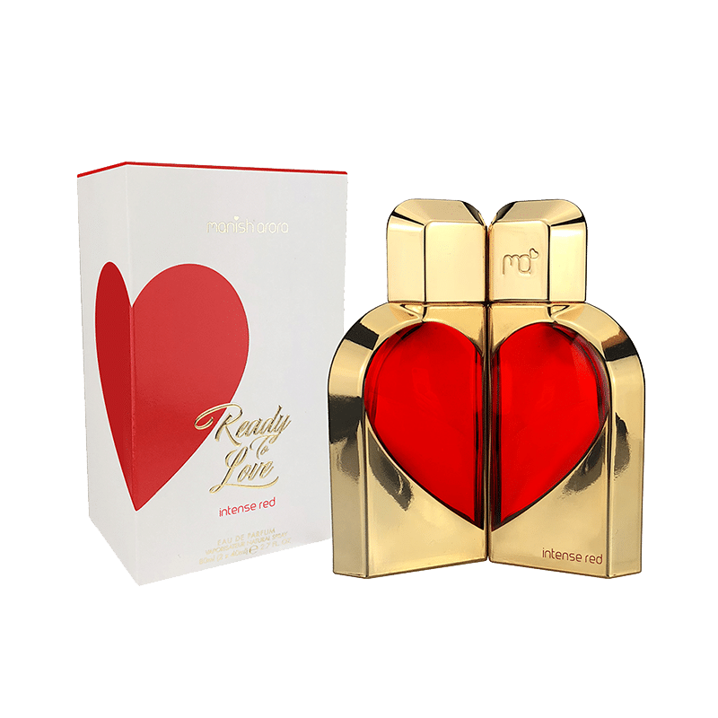 Ready To Love, des parfums disponibles à petites doses