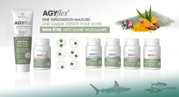 Le gel massage Agyflex