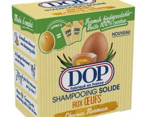 Shampoing solide DOP