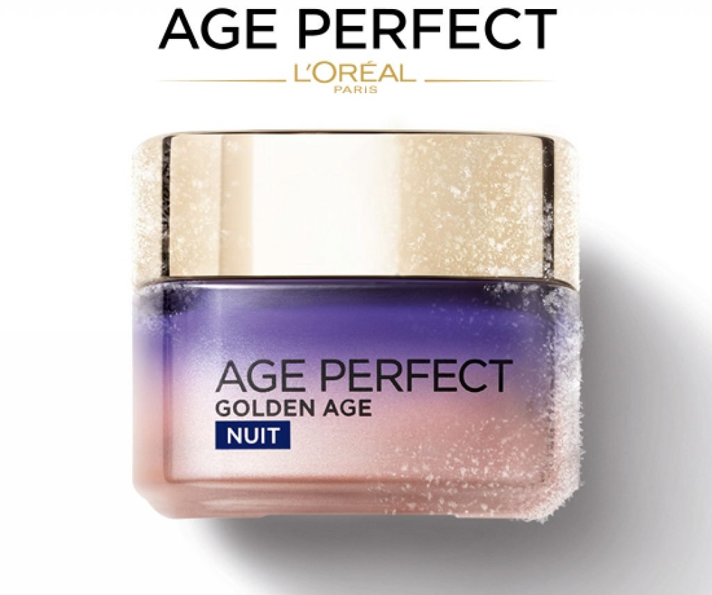 Age Perfect Golden Age Soin de L'Oréal Paris