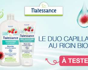 Duo capillaire Natessance