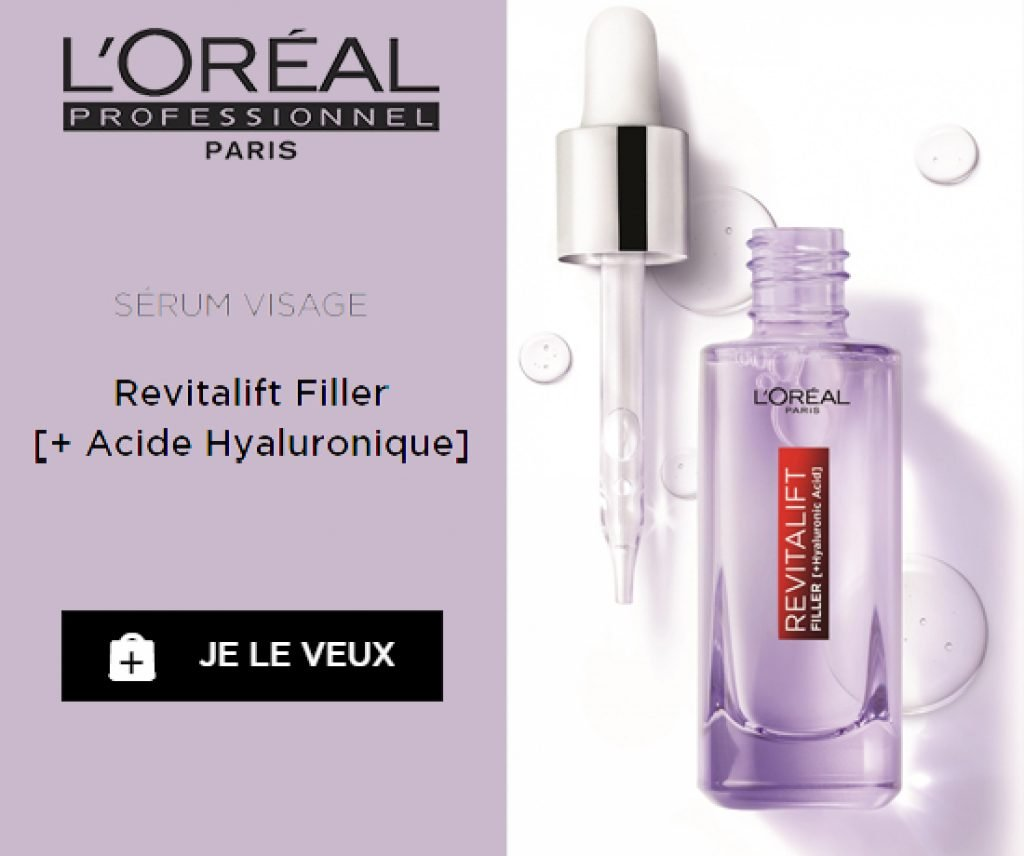 Sérum Revitalift Filler de L'Oréal Paris
