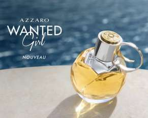 Le parfum Wanted Girl d'Azzaro